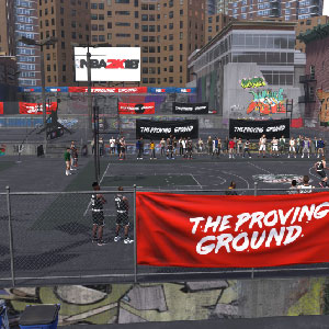 NBA 2K18 Proving Grounds