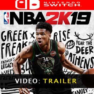 NBA 2K19 Nintendo Switch Prices Digital or Box Edition