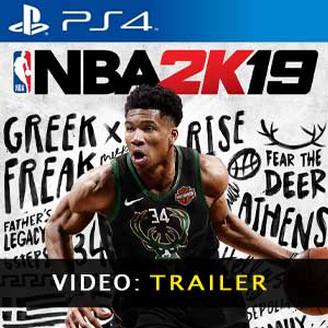 Buy NBA 2K19 PS4 CD Key Compare Prices