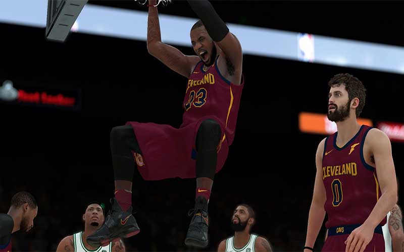 Buy NBA 2K19 Xbox One Compare Prices