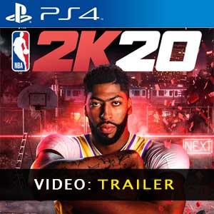 NBA 2K20 PS4 Video Trailer