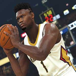 NBA 2K22 Loading Screen