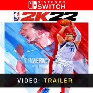 NBA 2K22 Nintendo Switch Video Trailer