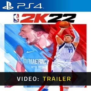 NBA 2K22 PS4 Video Trailer