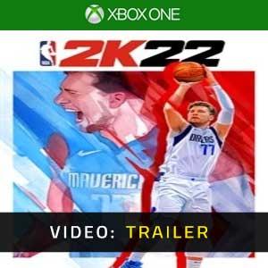 NBA 2K22 Xbox One Video Trailer