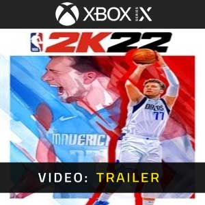 NBA 2K22 Xbox Series Video Trailer