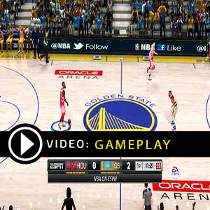 NBA Live 17 Gameplay Video