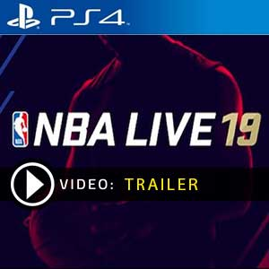 NBA Live 19 PS4 Prices Digital or Box Edition