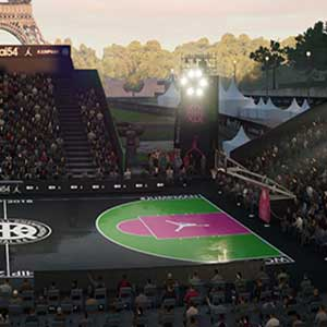 top streetball courts