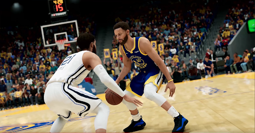 what is NBA 2K22?