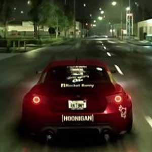 Need for Speed 2015 PS4 Race car