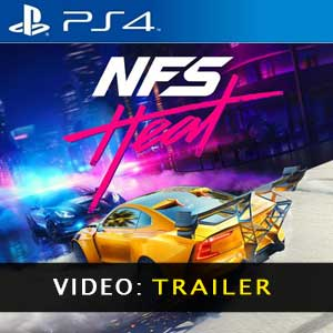 Need For Speed Heat PS4 Video Trailer