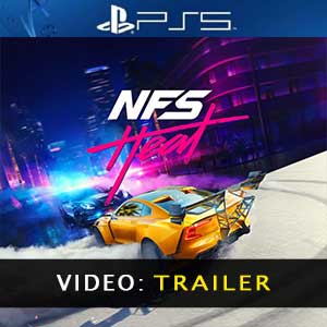 Need For Speed Heat PS5 Video Trailer
