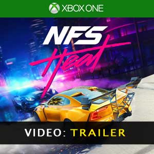 Need For Speed Heat XBox One Video Trailer