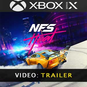 Need For Speed Heat XBox Series Video Trailer