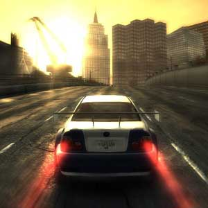 Need For Speed Most Wanted Race car