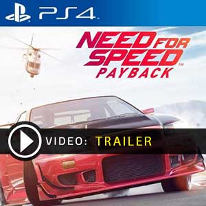 Buy Need For Speed Payback Ps4 Game Code Compare Prices