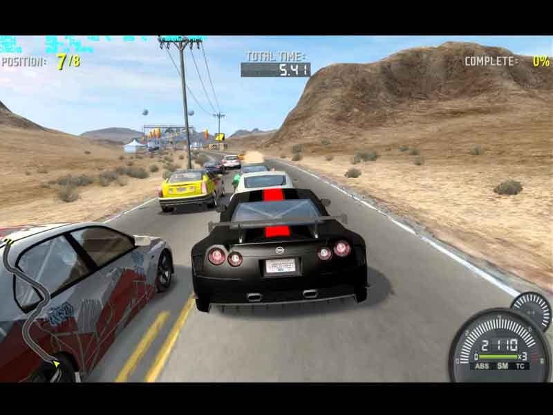 need for speed pro street pc game system requirements
