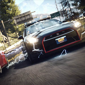 Need for Speed Rivals Xbox One Enforcer Class