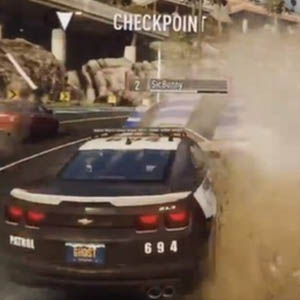Need for Speed Rivals PS4 Battleground