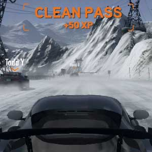 Need For Speed The Run - Clean Pass