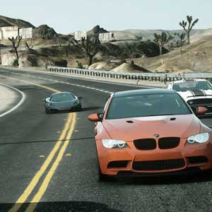 Need For Speed The Run - Track
