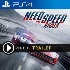 Need for Speed Rivals PS4 Prices Digital or Physical Edition