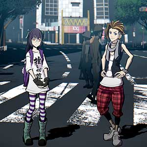 NEO The World Ends with You - Couple