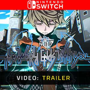 NEO The World Ends with You Nintendo Switch Video Trailer