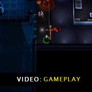 Neon Chrome Xbox One Gameplay Video