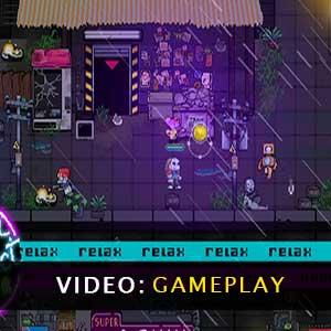 Neon City Riders Gameplay Video