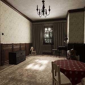 heroine's room
