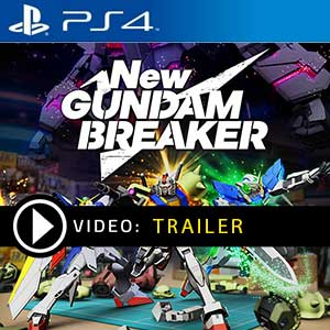 New Gundam Breaker PS4 Prices Digital or Box Edition