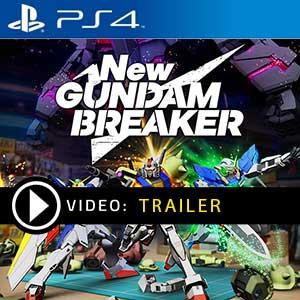 New Gundam Breaker PS4 Prices Digital or Box Edition