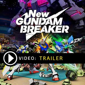 Buy New Gundam Breaker CD Key Compare Prices