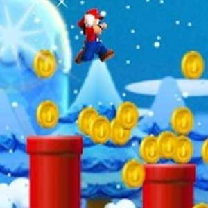 New Super Mario Bros 2 Nintendo 3DS Coins