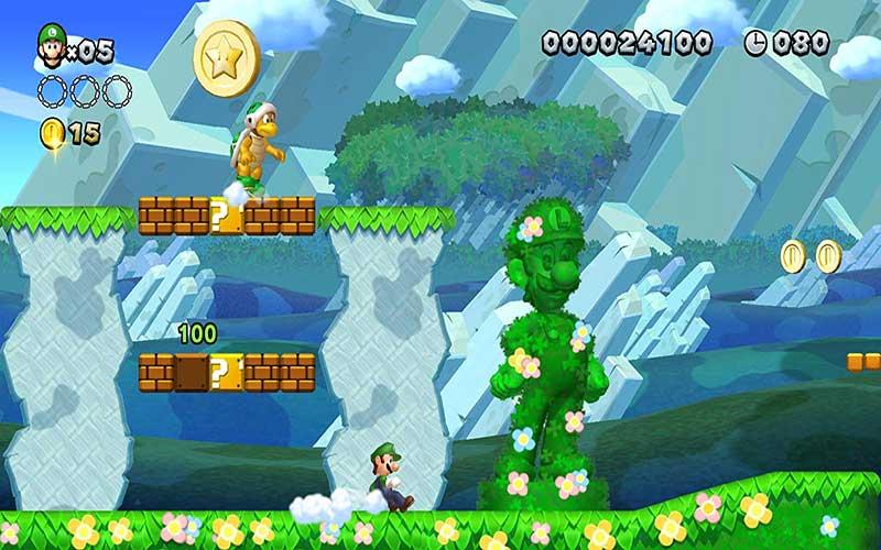 Buy New Super Mario Bros U Deluxe Nintendo Switch Compare Prices