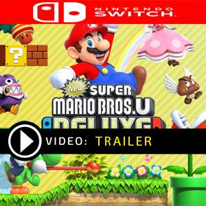 New Super Mario Bros U Deluxe Nintendo Switch Prices Digital or Box Edition