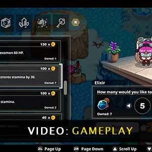 Nexomon Extinction Gameplay Video