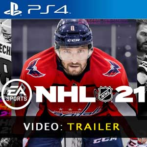 NHL 21 PS4 Video Trailer