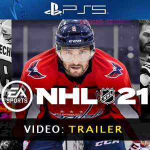 NHL 21 PS5 Video Trailer