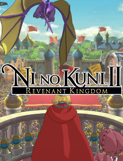 Ni No Kuni 2 Revenant Kingdom Teases Kingdom Building Mode