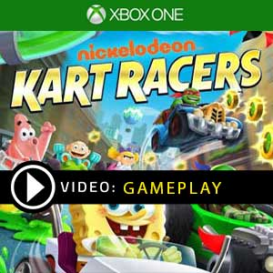 Nickelodeon Kart Racer Xbox One Prices Digital or Box Edition