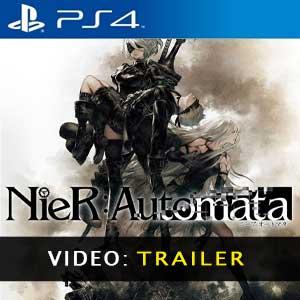 Nier Automata Trailer Video