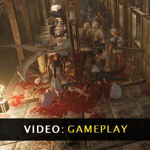 Night of the Dead Gameplay Video