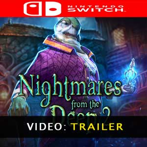 Nightmares from the Deep 2 The Siren's Call Nintendo Switch Prices Digital or Box Edition