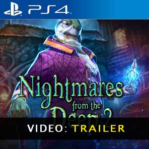 Nightmares from the Deep 2 The Siren's Call PS4 Prices Digital or Box Edition