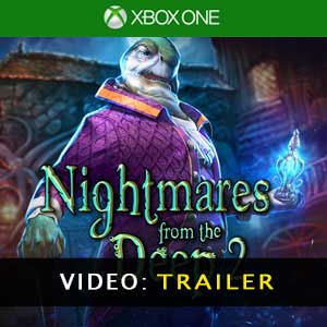 Nightmares from the Deep 2 The Siren's Call Xbox One Prices Digital or Box Edition
