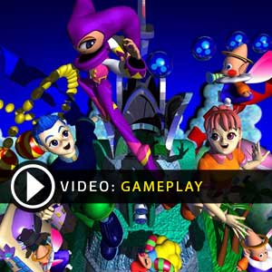 NiGHTS into Dreams Gameplay Video