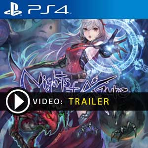 Nights of Azure PS4 Prices Digital or Box Edition